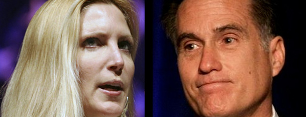 Coulter And Romney New